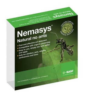 Nemasys No Ants - Standard (16 Ant Nest Treatment)
