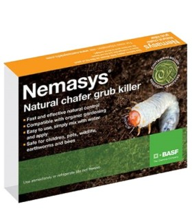 Nemasys Chafer Grub Killer - (500 sq m)