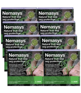 Nemasys Fruit & Veg Protection Programme (4 x 2 Packs / 4 Months Supply)