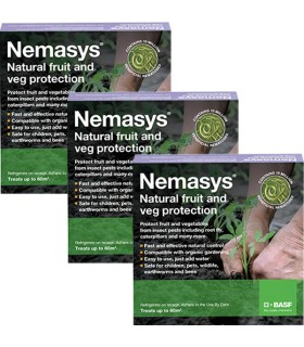 Nemasys Fruit & Veg Protection x3