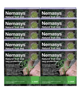 Nemasys Fruit & Veg Protection x10 Packs