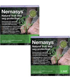 Nemasys Fruit & Veg Protection x2