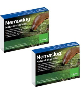 Nemaslug Slug Killer Programme - 12 Week / 40m2