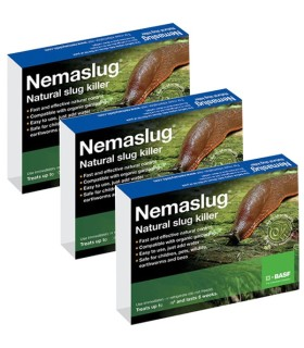 Nemaslug Slug Killer Programme - 18 Week / 100m2